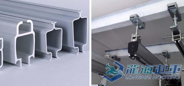 khc气动平衡器铝合金轨道与传统焊接结构相比,安装简单,快速安全.