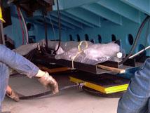 气垫搬运车使用案例3