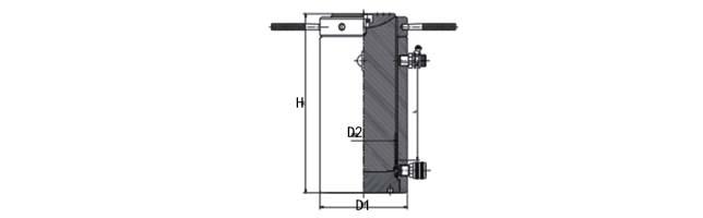 龙升自锁式液压千斤顶按 105%安全载荷设计(其它厂家同类产品一般按8