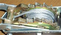 钢丝绳紧线器齿轮:龙海起重工具