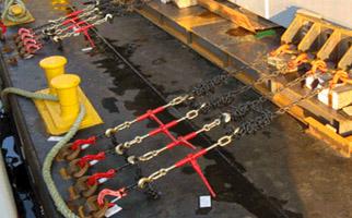 HR拉紧器使用案例:龙海起重工具